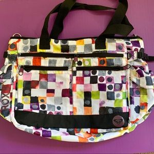 Roxy Tote Bag with laptop compartment